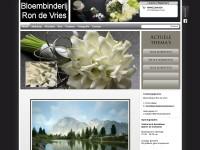 http://www.bloembinderijrondevries.nl