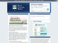 http://www.blueletterbible.org/