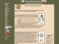 http://www.boyscouttrail.com/cub-scouts/progress_towards_ranks.asp