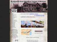 http://www.braidwoodhistoricalsociety.org