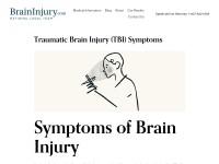 http://www.braininjury.com/symptoms.html