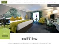 http://www.brookshotel.ie