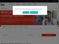 http://www.bsigroup.com/en-GB/iso-13485-medical-devices/iso-13485-training-courses/