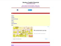 http://www.businessenglishmaterials.com/
