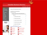 http://www.canadianbusinessdirectory.ca