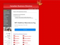 http://www.canadianbusinessdirectory.ca/index.php