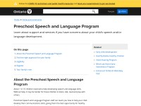 http://www.children.gov.on.ca/htdocs/English/earlychildhood/speechlanguage/index.aspx