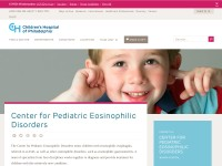 http://www.chop.edu/service/center-for-pediatric-eosinophilic-disorders/home.html