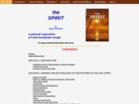 http://www.christadelphia.org/books/spirit/