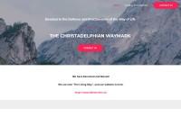 http://www.christadelphian.uk.com/index.html