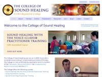 http://www.collegeofsoundhealing.co.uk