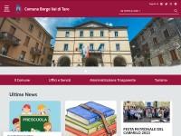 http://www.comune.borgo-val-di-taro.pr.it/
