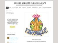 http://www.cosmicgoddessempowerments.com/