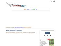 http://www.cowboyway.com/HorseGestation2.htm