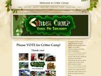 http://www.crittercamp.org/