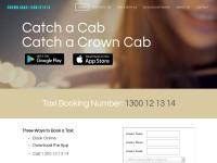 http://www.crowncabs.com.au