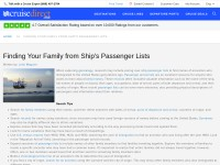 http://www.cruisedirect.com/finding-your-family-from-ship-passenger-lists