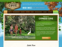 http://www.cypresscoveresort.com