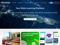 http://www.discoveryeducation.com/teachers/