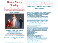 http://www.divinemercysunday.com/