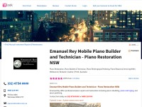 http://www.dlook.com.au/musical-instrument-repairs-and-maintenance/nsw-sydney-winmalee/australia-piano-repairs-emanuel-rey-mobile-piano-builder-and-technician-6965686