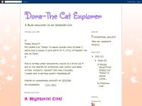 http://www.dora-thecatexplorer.blogspot.com