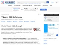 http://www.drugs.com/health-guide/vitamin-b12-deficiency.html