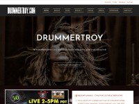 http://www.drummertroy.com