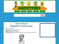 http://www.ducksters.com/history/ancient_rome/julius_caesar.php