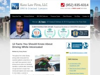 http://www.dwiminneapolislawyer.com/resources/12-facts-about-driving-while-intoxicated/