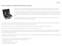 http://www.ebme.co.uk/articles/maintenance/342-fault-finding-on-medical-electronic-devices