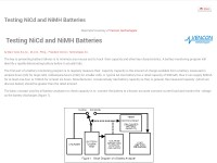http://www.ebme.co.uk/articles/maintenance/345-testing-nicd-and-nimh-batteries