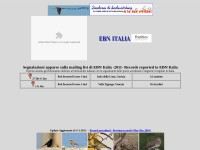 http://www.ebnitalia.it/birdline/italia.htm