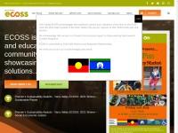 http://www.ecoss.org.au