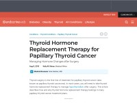 http://www.endocrineweb.com/conditions/thyroid-cancer/thyroid-hormone-replacement-therapy-papillary-thyroid-cancer