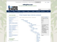 http://www.ewingchun.com/wiki/cho-family-ban-chung-lineage