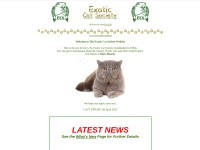 http://www.exoticcatsociety.co.uk