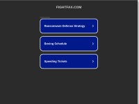 http://www.fightfax.com/login.aspx