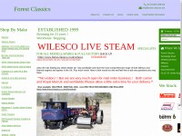 http://www.forest-classics.co.uk/wilesco.htm
