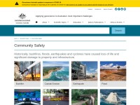http://www.ga.gov.au/hazards/our-capabilities/monitoring/earthquake-monitoring.html