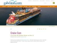 http://www.galveston.com/cruisecam/