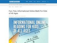 http://www.gamequarium.com/math.htm