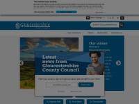 http://www.gloucestershire.gov.uk/index.cfm?articleid=1370