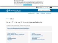 http://www.gloucestershire.gov.uk/learning