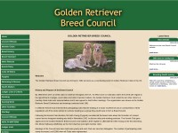 http://www.goldenretrieverbreedcouncil.co.uk