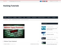 http://www.hackingtutorials.org/malware-analysis-tutorials/malware-types-explained/