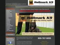 http://www.hallmarkk9.com