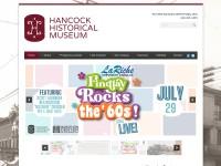 http://www.hancockhistoricalmuseum.org/