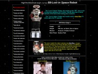 http://www.hightechscience.org/lost_in_space_robot.htm
