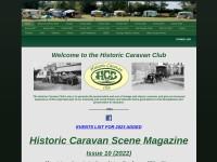 http://www.historiccaravanclub.co.uk/